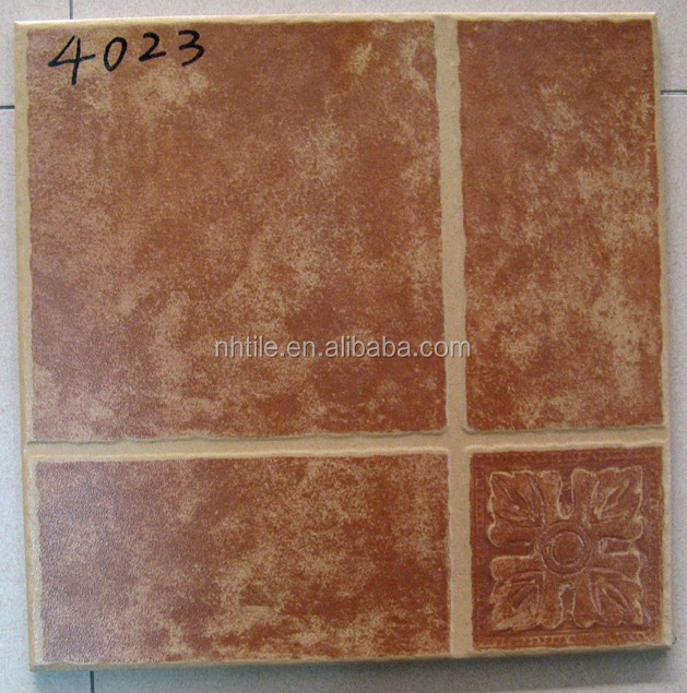 400X400 MM building materials floor ceramic tile terracotta floor tile