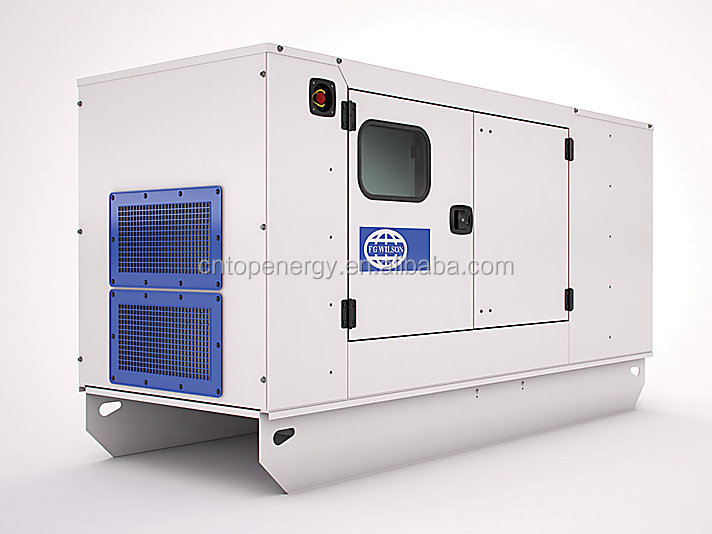 F290-1 262.5kVA 250kw 300kVA ISO9001 Leroy Somer DCP-10 Digital control FG Wilson diesel Generator Manufacturer