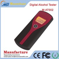 LCD Backlight Digital Alcohol Breath Tester