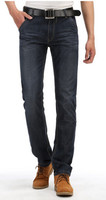 European Style Slim Fit Men's Classical Denim Jeans