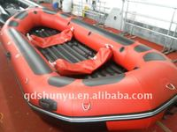 R-430 Qingdao fashion raft boat