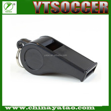 Football Referee Plastic Whistle Kettle with Key Finder