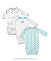 lovable newborn and infant gowns, baby sleep wear