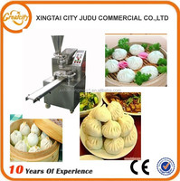 New products stuffing steamed chinese bun machine, momo making machine
