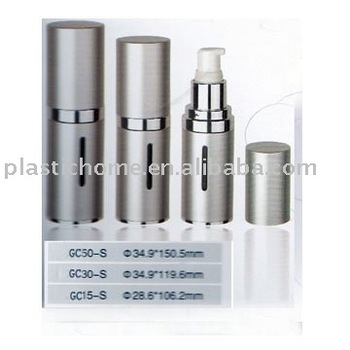 airless bottle for container