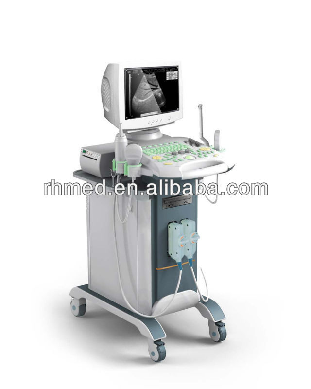 EXRH-400 Full Digital Medical Ultrasound Echo Mac