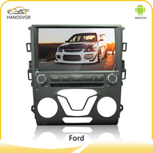 double din 10.2inch touch screen android 6.0 gps navigation for Mondeo