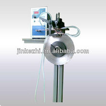 saw blade tip high frequency induction welding/brazing machine