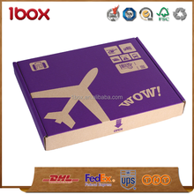 Top Rated Extra Hard 3 Layer corrugated Package box