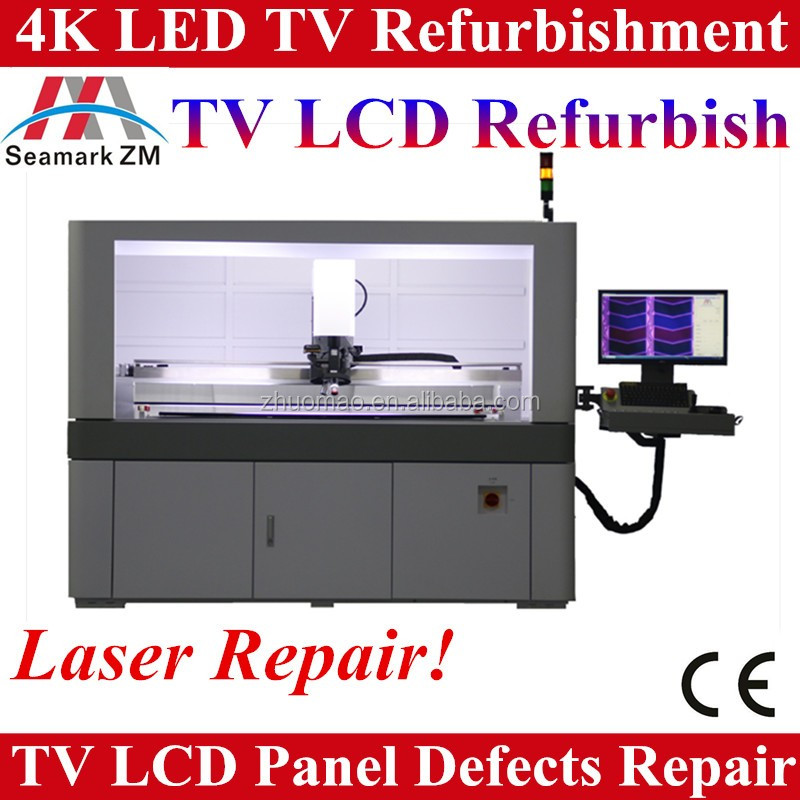 laser tv lcd repair machine ZM-L80 for tv lcd panel repair