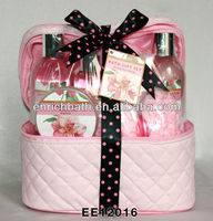 Cosmetic Bag Bath Gift Set bath body works wholesale