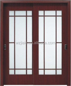 Sliding Door Interior Wooden Glass Sliding Doors Glass Sliding Doors