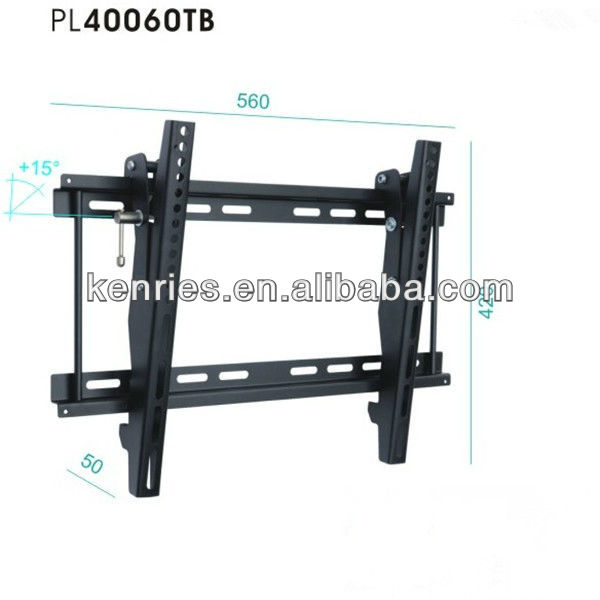 "Tilting VESA 400X400mm max loading 45 kg 26""~42"" LCD/LED/PDP mount holder"