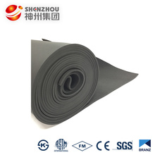 Langfang Hebei foam board insulation backed with aluminum foil plastic nbr pvc board