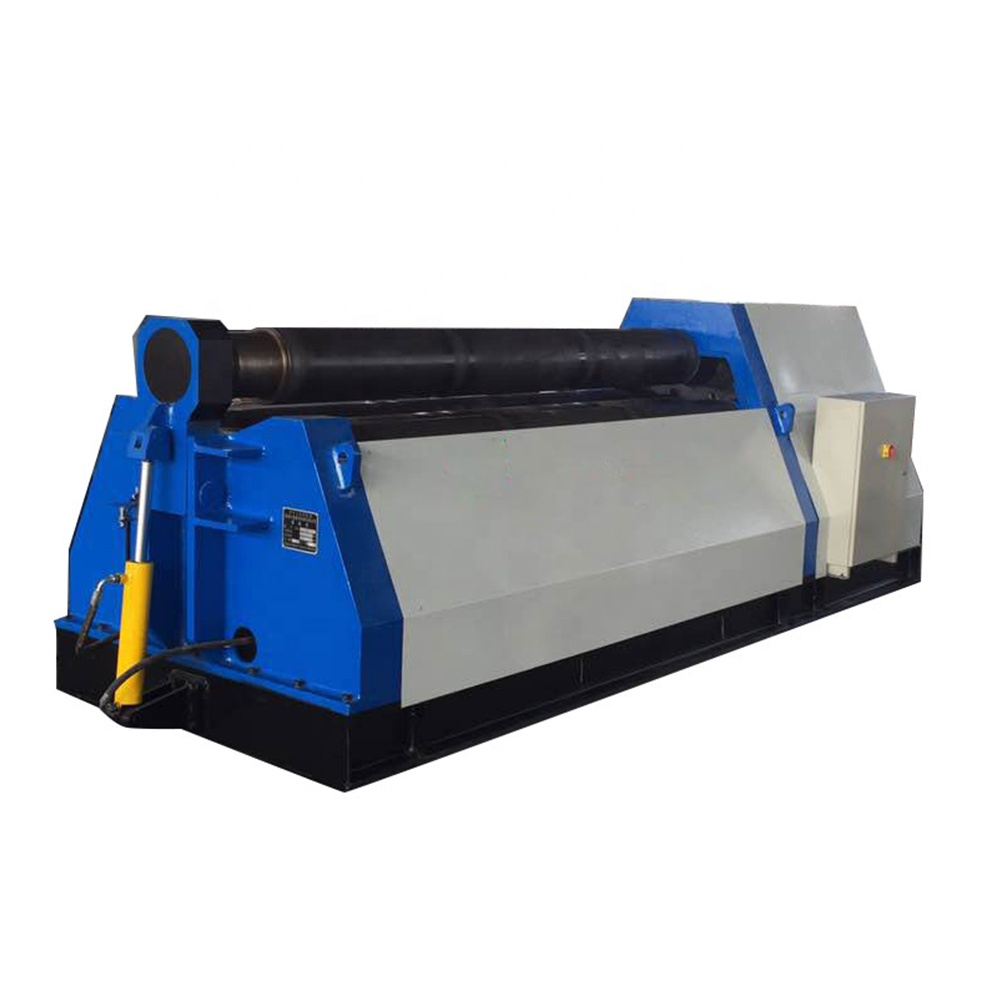 New <strong>W11Y</strong>-90x3000 High Quality Hydraulic 3 Roller Steel Plate Metal Bending <strong>Rolling</strong> <strong>Machine</strong>
