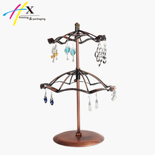 Retail Store Counter Top Earrings Jewelry Display Shelves jewelry display furniture
