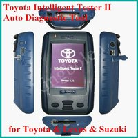 Professional Diagnostic Toyota Tester2 Intelligent Tester Support 6 Languages 3 Car Models