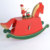 2016 Horse Design Wooden Music Box for Kids, Hand-Painted Wooden Trojan Rotation Music Box, Eco-Friendly Wooden Music Box