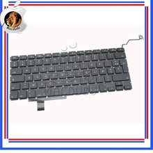 "NEW 17"" Laptop FR French keyboard for Macbook pro A1297 Unibody"