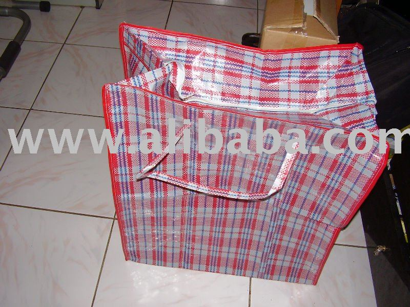 Pp Woven Zipper Shopping Bags - Buy Pp Woven Bags Product on ...