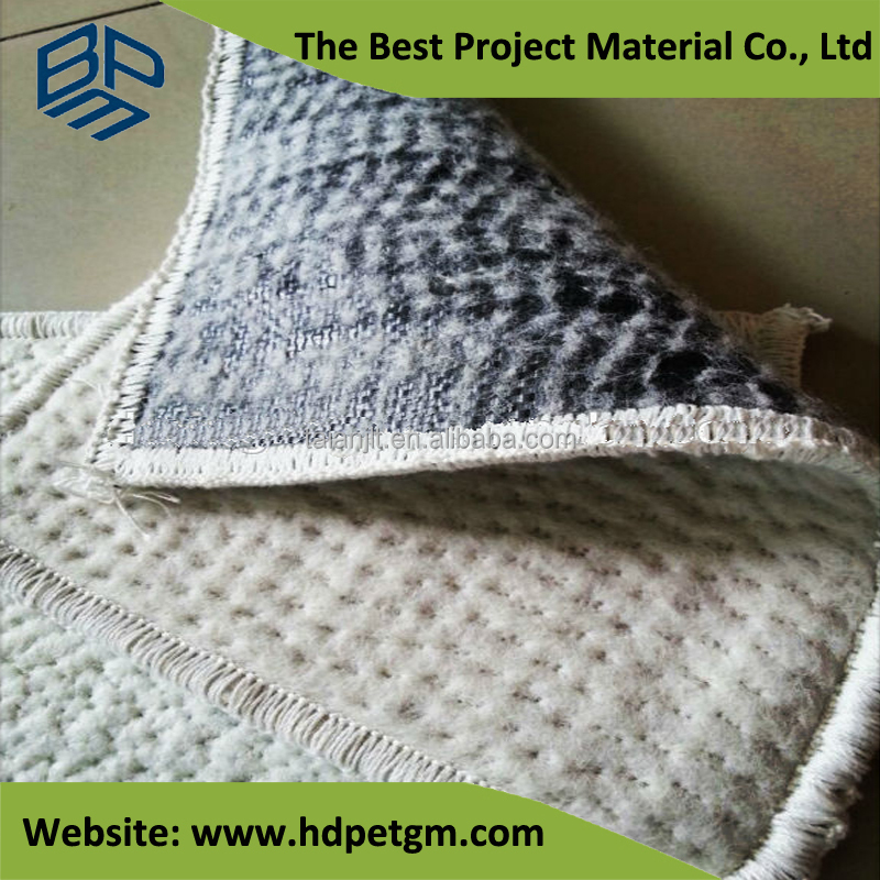 Waterproof Geotextile Bentonite Clay Liner