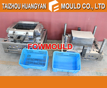 plastic crate box mould and el plastico molde de caja