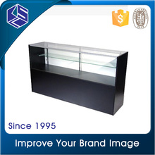 Top sale stylishtempered glass jewelry display cases