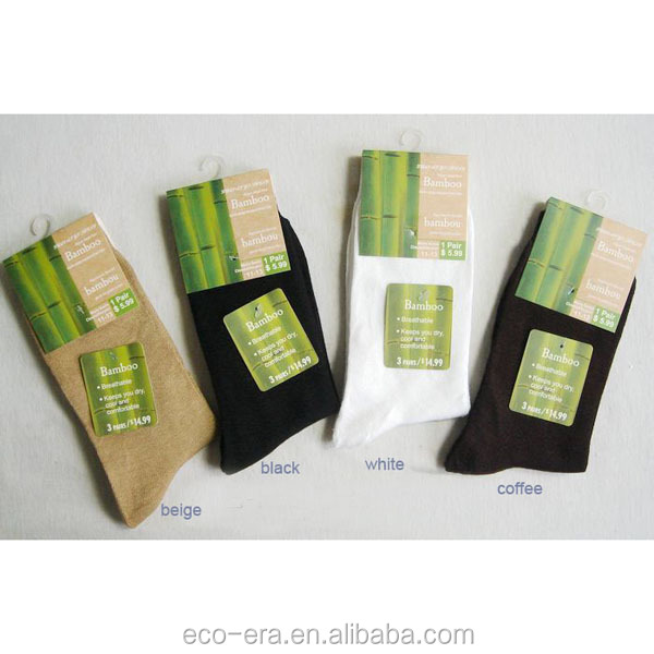 Top Quality Bamboo Products Low Price Men's Sports Sock
