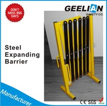 Removable Steel Pipe Barricade