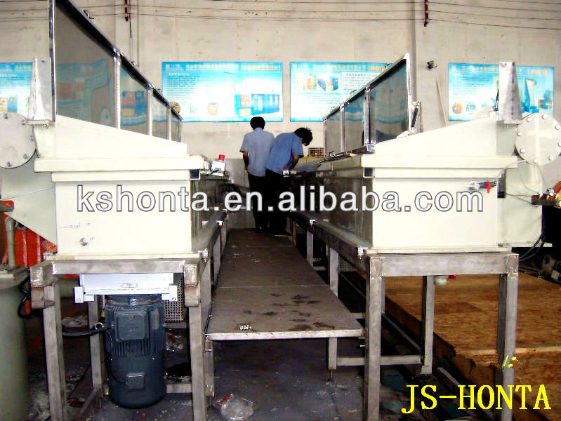 cable making equipment, electrolytic tin coating machine tin plating line