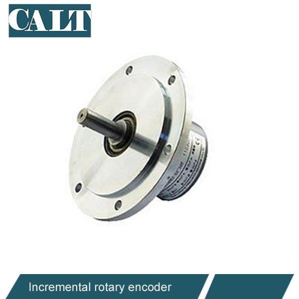 Incremental rotary encoder mode illuminated rotary encoder