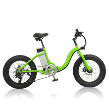 36v battery 7 speed 20 inch folding fat tire electric bike