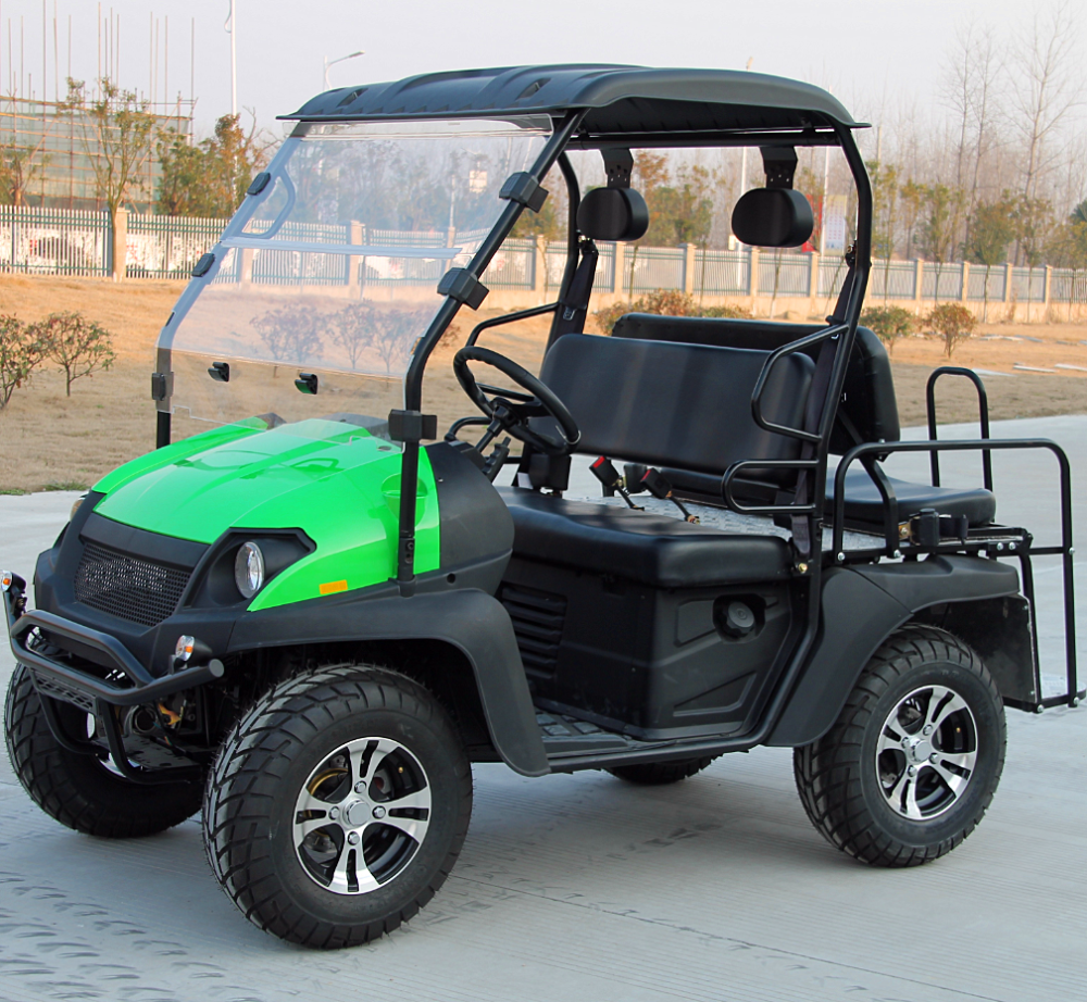 4 passenger electric UTV golf cart for sale
