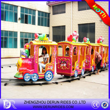 Export to French Amusement Park Trains For Sale