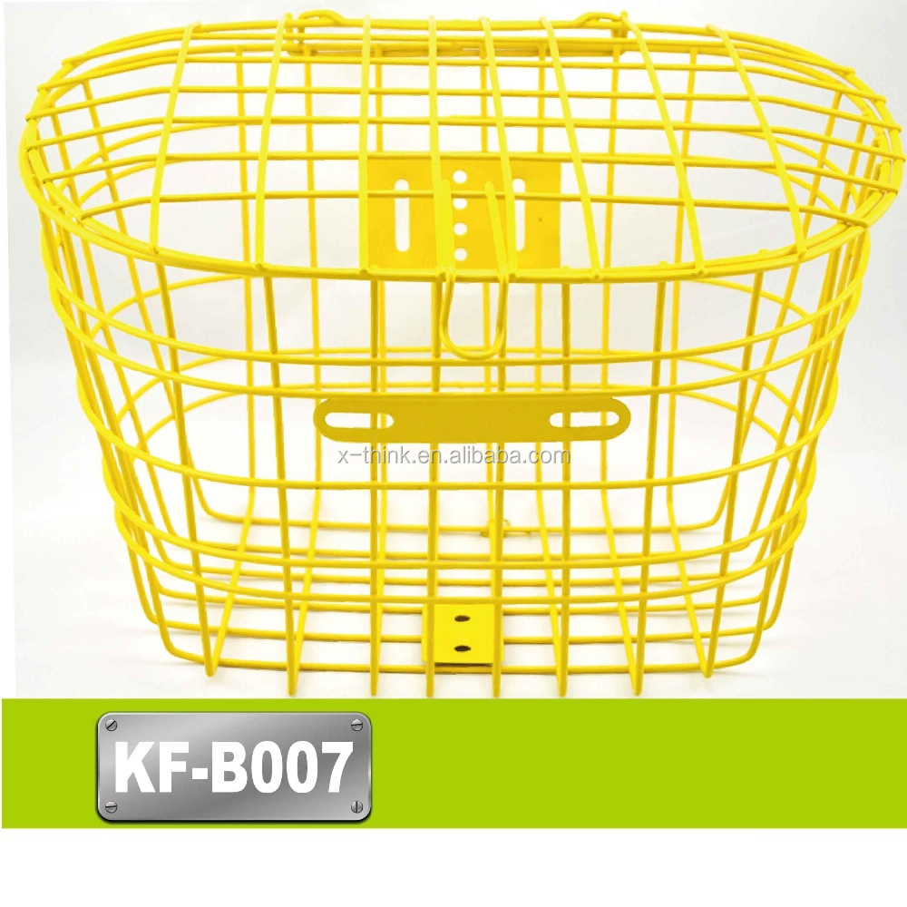 Good Quality Rattan bicycle basket cover