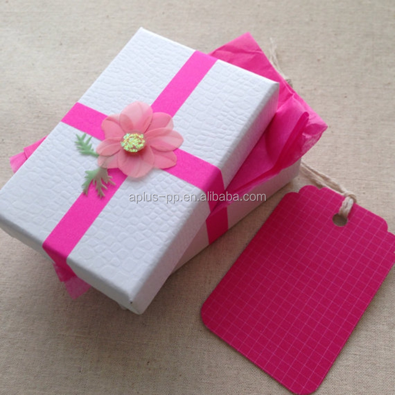 3.75x2.5x1inch Gift Jewel Wrapping Handmade Packaging Boxes Earring Gift Box