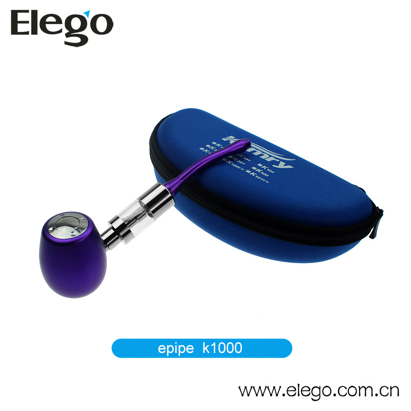 Alibaba Express High Quality K1000 E Cig VV Electronic Cigarette Pipe K1000 Pipe