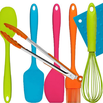 Hot sale non-stick wholesale silicone kitchen utensils