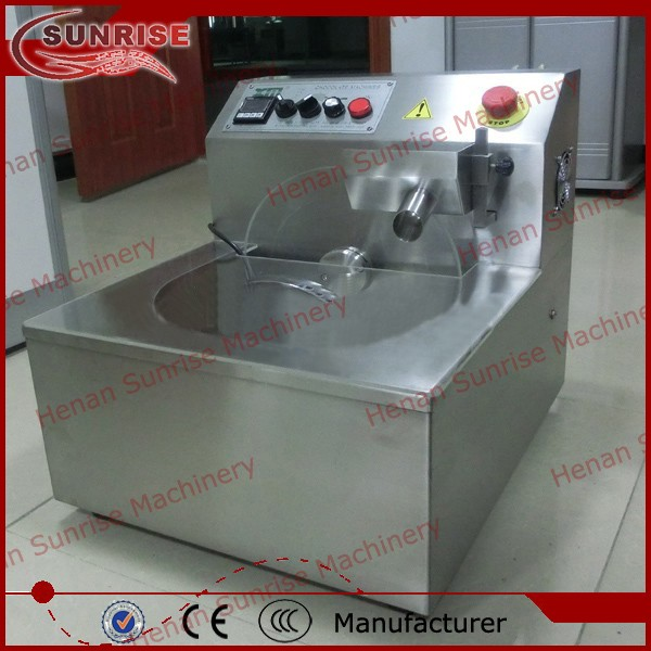 chocolate tempering machine