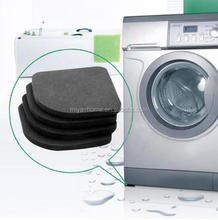 High Quality Washing machine shock pads Non-slip mats / Refrigerator Anti-vibration pad