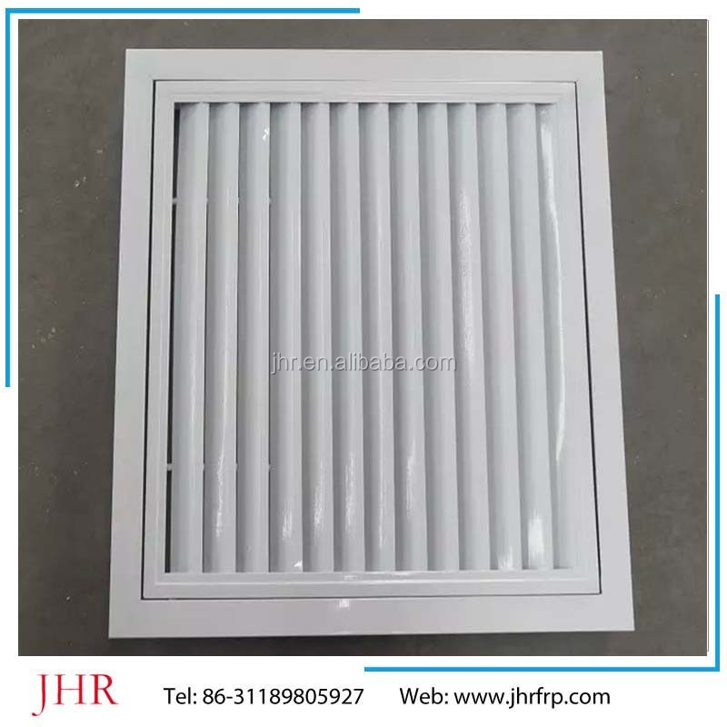 Slot free-core air grille vent (removable core)