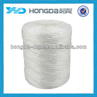 4mm colored pp split film yarn with good competitive price