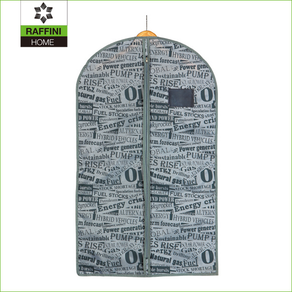 Print Non woven SUIT STORAGE BAG