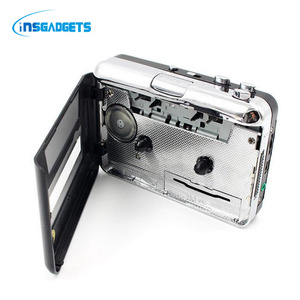Cassette style mp3 player ,h1tv7j cassette adapter usb for sale