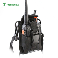 Carry nylon case MSC-20C for BAOFENG/HYT/TYT walkie talkie carry case