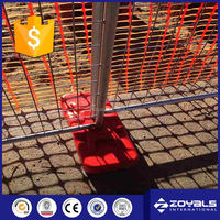 Plastic Temporary Fencing Block/Feet/Base For Temp Fence