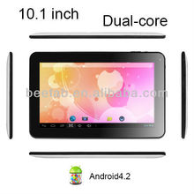 dual core 10 inch tablet pc 3g sim card slot by 1GB 16GB RAM BT-M106S