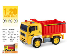 friction construction truck toy car model toys with best quality