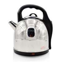 Big capacity stainless steel electric kettle
