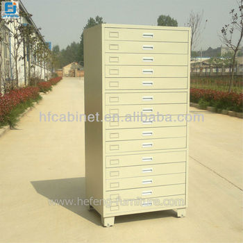 Map File Cabinet